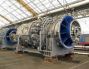 GE Frame 9E Gas Turbine General  electric