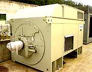 Gas, Diesel Generator Ends, Alternators