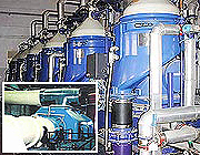 Heavy Fuel Oil HFO treatment plants