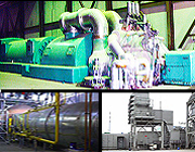 Combinded Cycle, HP, Co-Generation and Steam Turbine Generator Plants