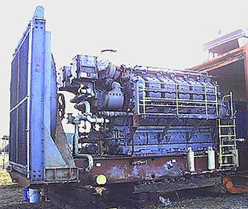 White Superior Natural Gas Engines